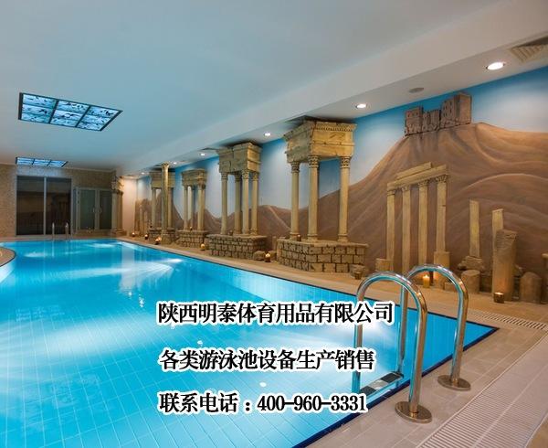 平凉游泳池水处理设备