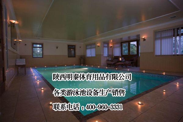 陇南游泳池水处理设备