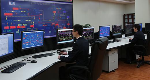 某电力调度机房采用矩阵式kvm集中控管服务器
