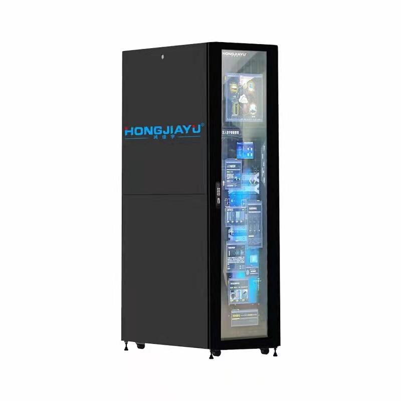 一体化智能网络机柜/服务器机柜采购,选择亿阳联科更重服务