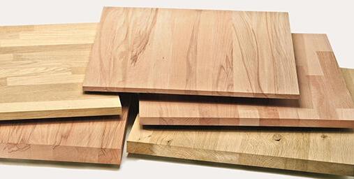 注意实木多层板的拼缝工艺