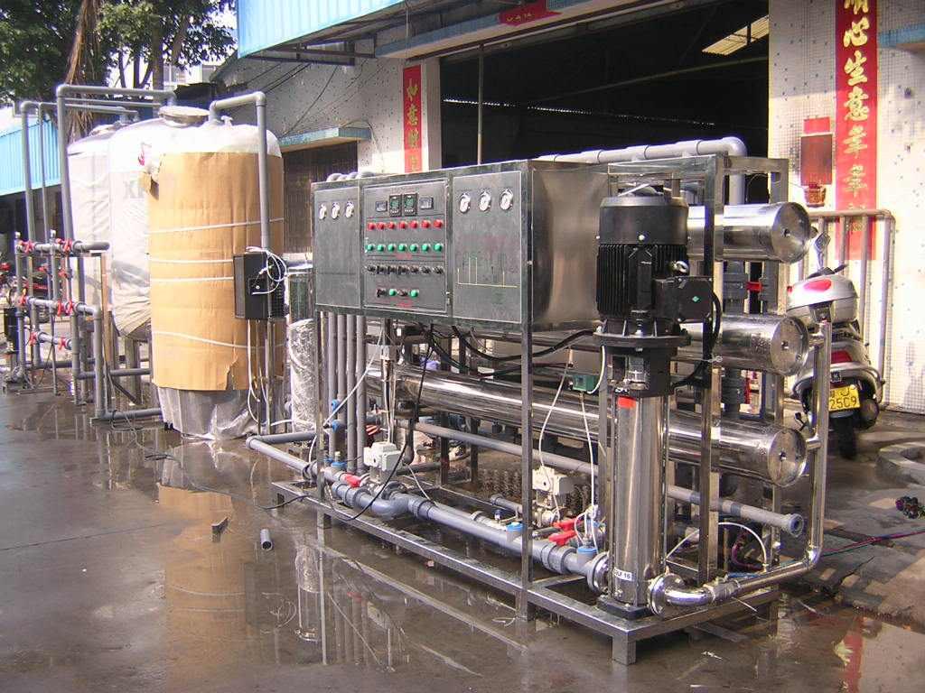 带你了解高带你了解效全自动矿泉水设备设计参数以及全自动矿泉水设备运行程序