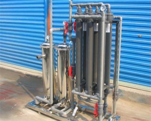 矿泉水设备的使用好处