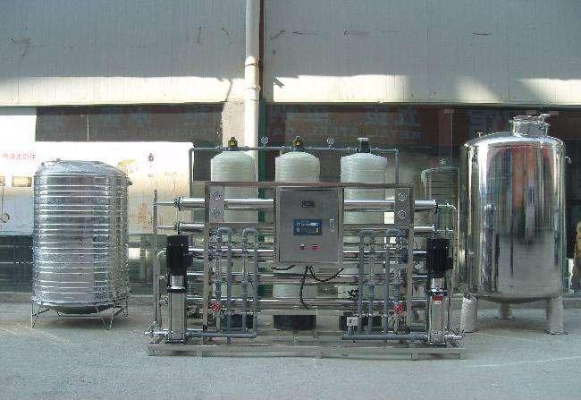 苏州纯净水设备