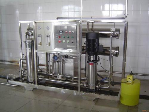 山东纯净水设备