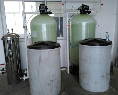 广州软化水设备