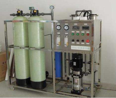 武汉软化水设备
