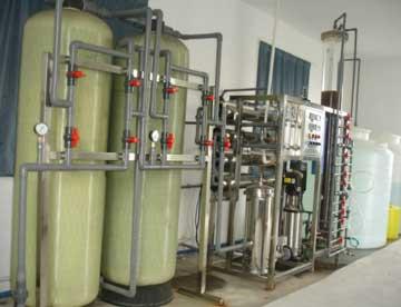 反滲透高純水設備