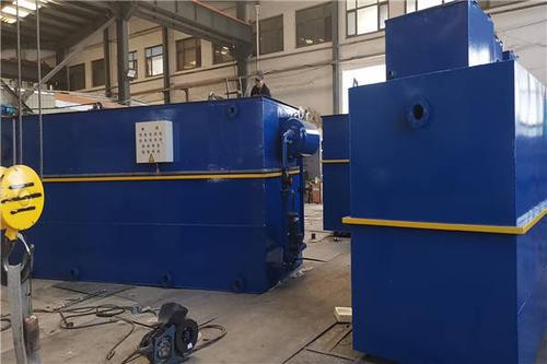 三门峡/南阳工厂污水处理设备的主要特点