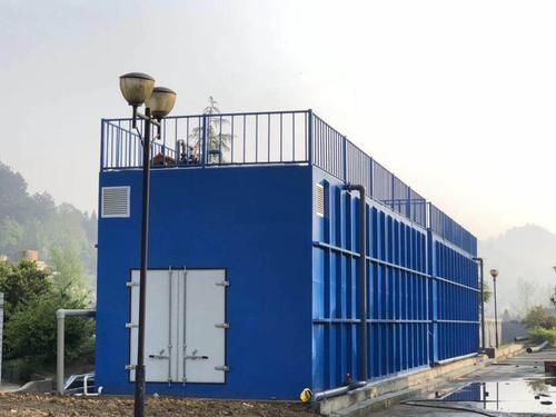 豆制品加工厂污水处理设备