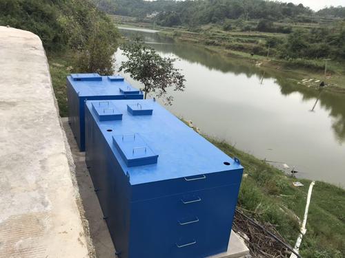 乡镇地埋式污水处理设备