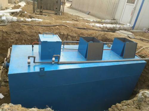 养殖小区污水处理设备