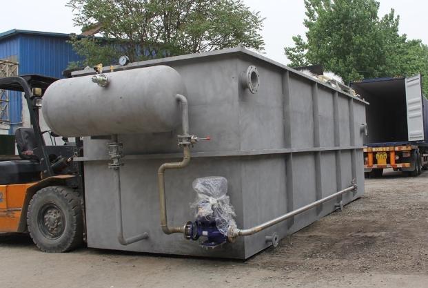有关地埋式医院污水处理设备的曝气方式介绍