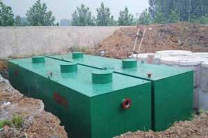 实验室医疗污水处理设备