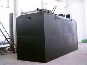 小型地埋式一体化医院污水处理设备