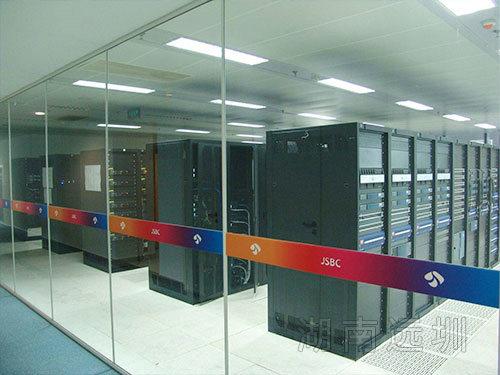湖南省广电中心机房