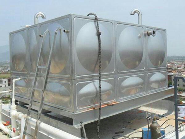 不鏽鋼生活水箱報價