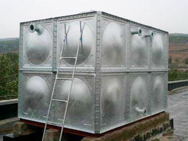 裝配式鍍鋅鋼板水箱