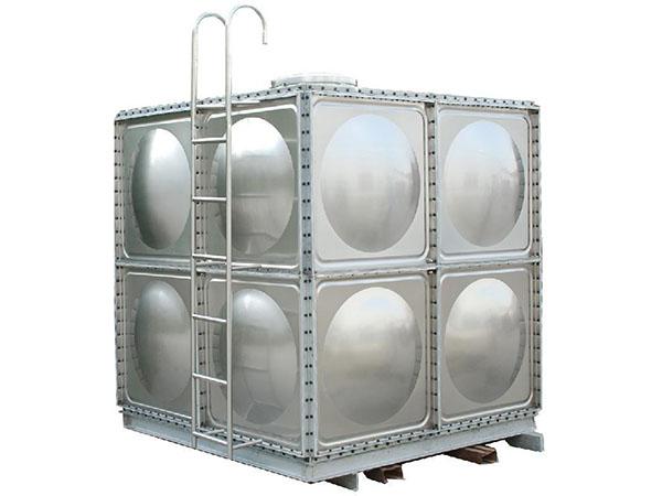 鍍鋅鋼板裝配式水箱