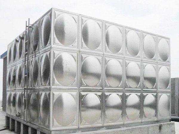 不鏽鋼消防水箱報價