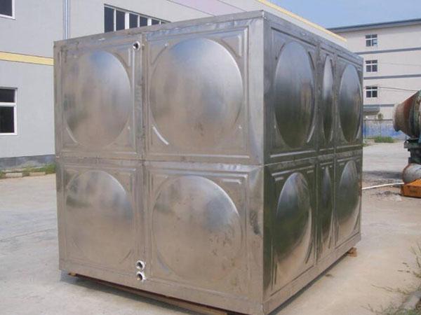 不锈钢水箱的特点有哪些