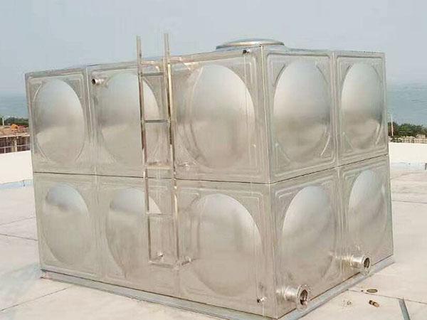 不锈钢水箱和其他水箱相比特点
