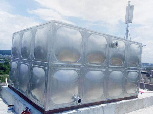 消防水箱設計規範