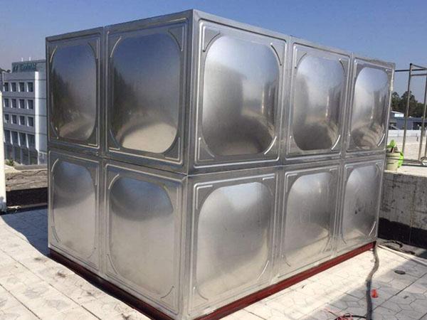 不锈钢水箱的优良特性