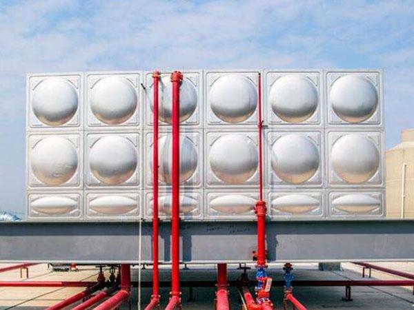不锈钢水箱安装规范
