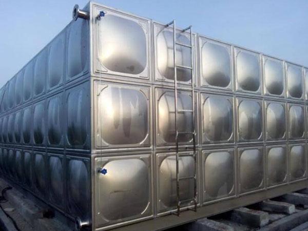 兰州兰盛不锈钢水箱厂告诉您不同领域中不锈钢水箱的用途