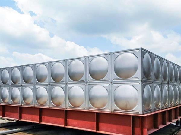 兰州不锈钢组合式水箱安装调试需注意什么?