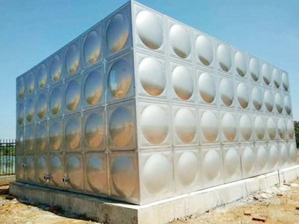 購買不鏽鋼方形水箱的優點