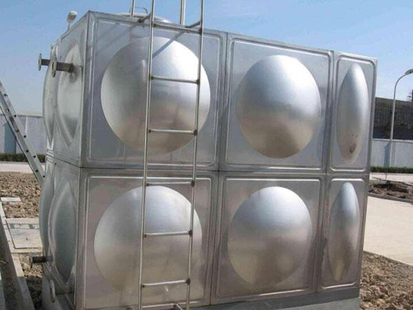 白銀不鏽鋼水箱廠家