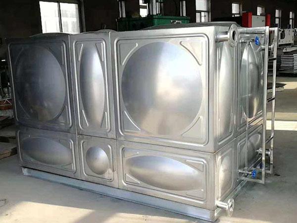 高位消防水箱容积要求