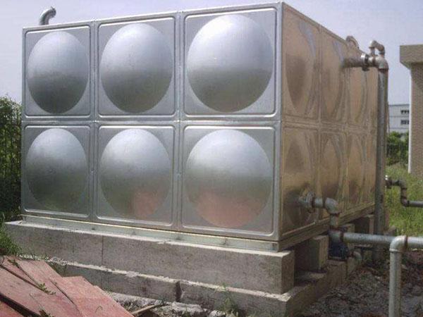 消防水池與消防水箱的安裝