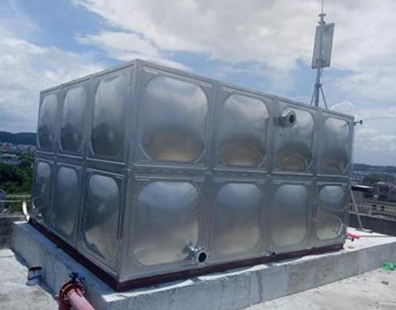 高位消防水箱如何安装