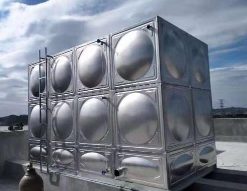 平凉不锈钢水箱安装