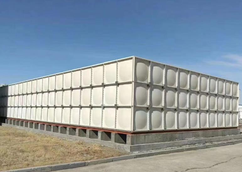 定西玻璃钢消防水箱厂家