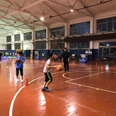篮球培训机构市场发展前景和问题并存
