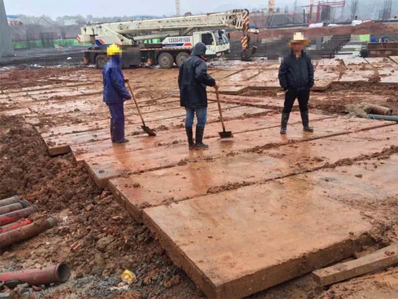 广州钢板路基箱