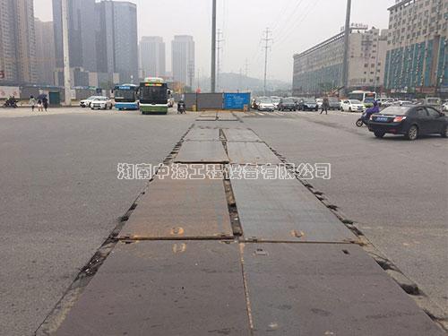 广东城市道路铺设路基板出租