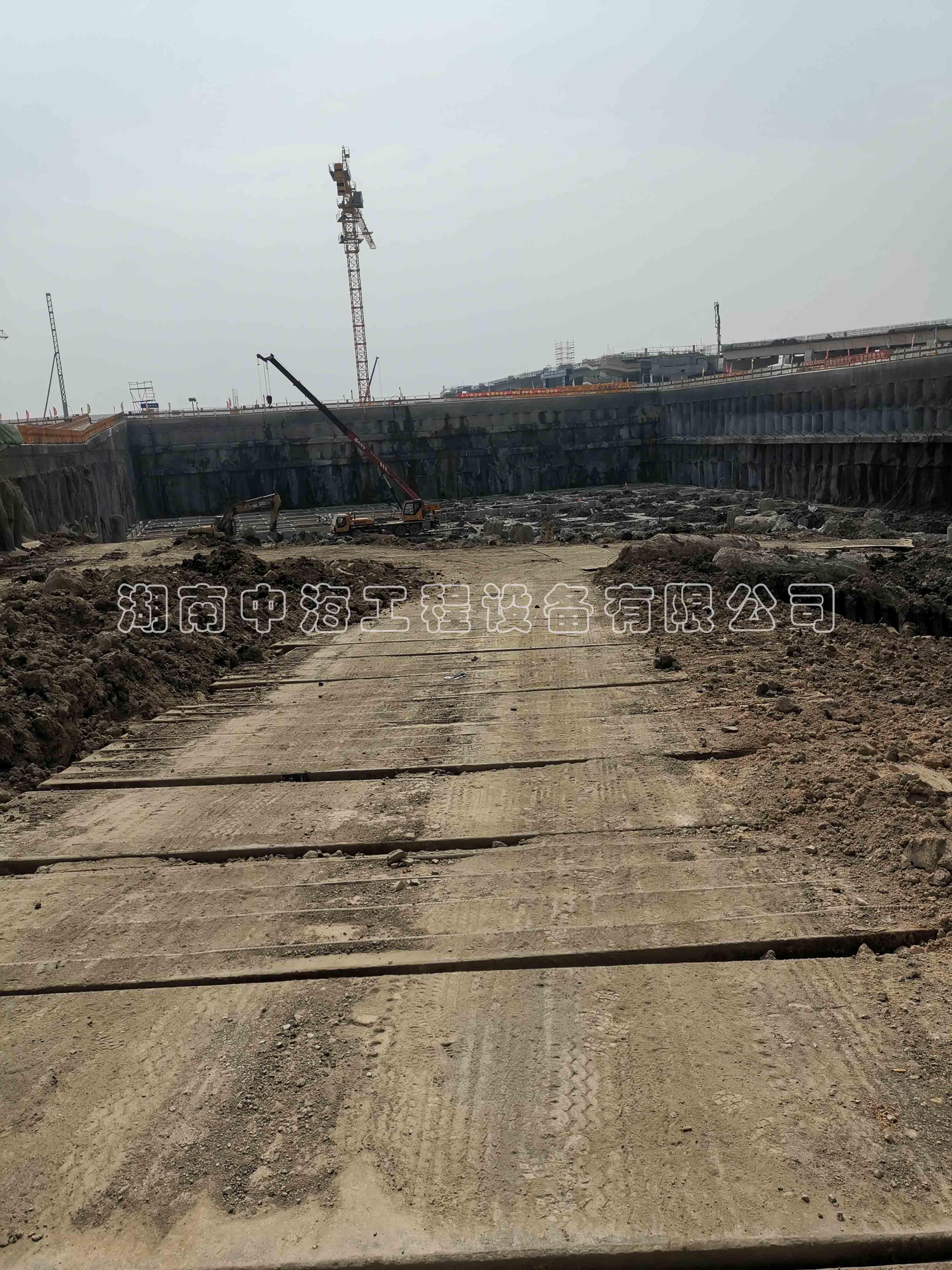 工程铺路钢板租赁
