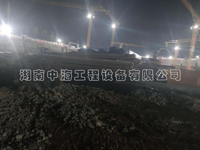 路基箱出租|路基板租赁发往广州恒大足球场项目