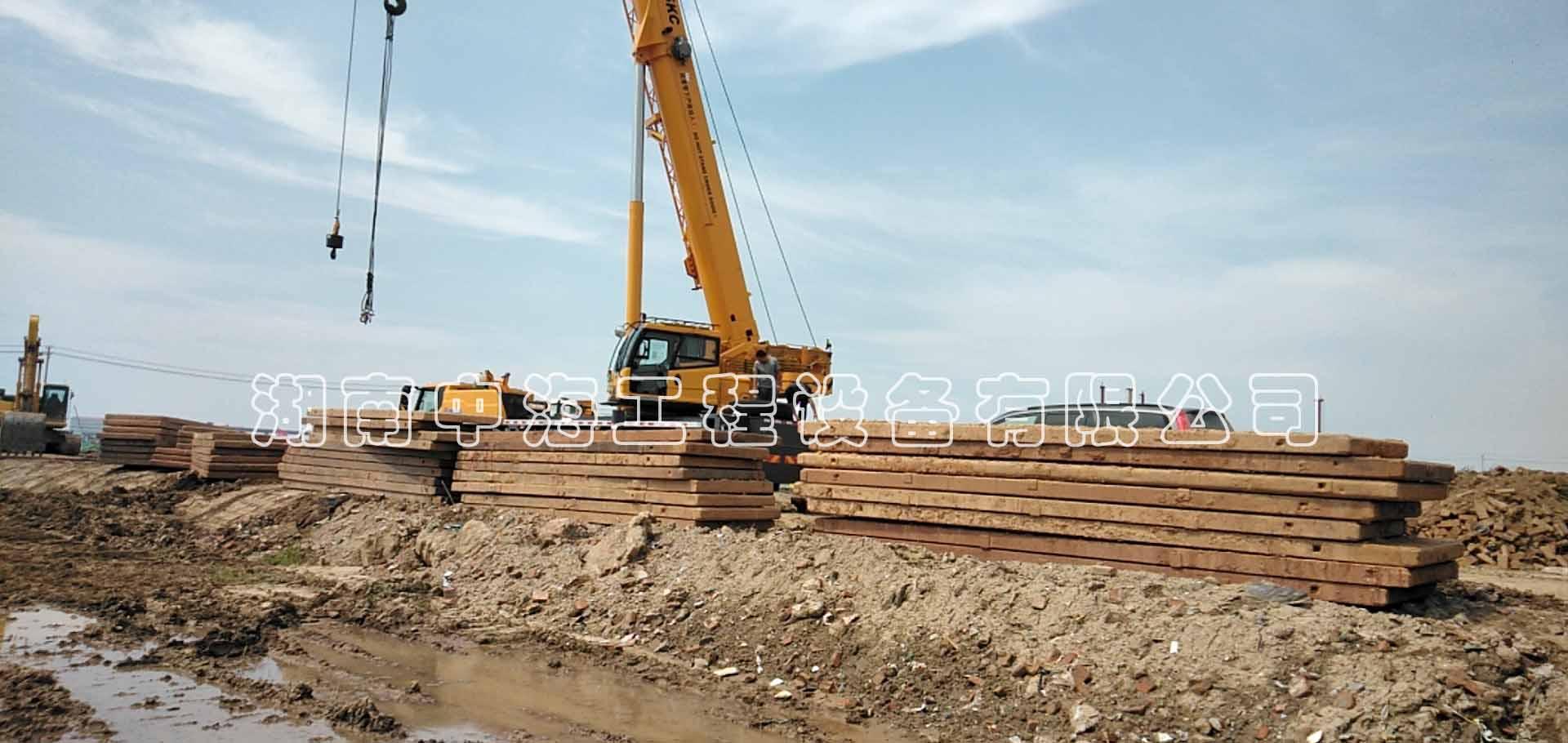 广东路基箱租赁厂家浅谈路基箱的安装与拆卸
