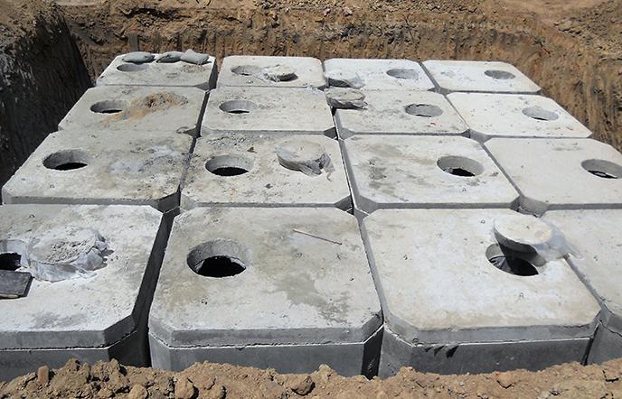 钢筋混凝土化粪池供应