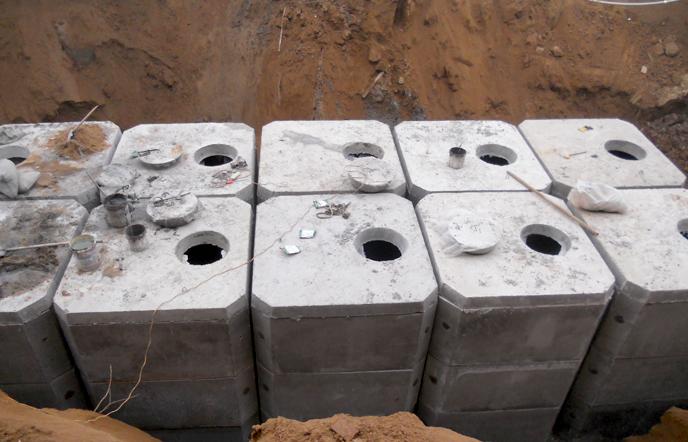 钢筋混凝土化粪池成品