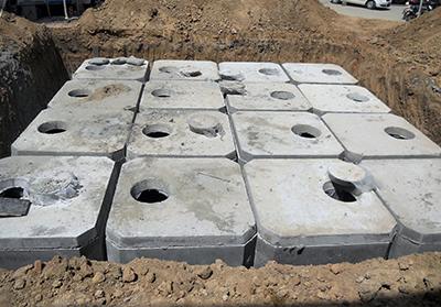 钢筋混凝土化粪池批发