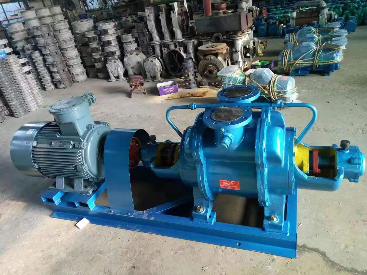 真空泵在技术清洁上应该怎么做?
