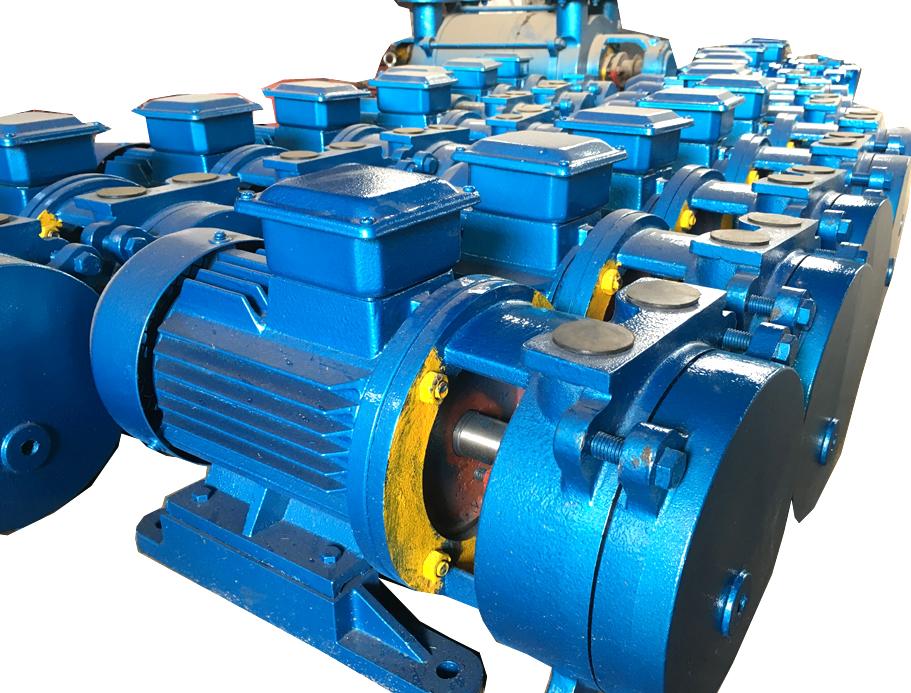 WLW往复式真空泵