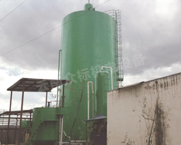 芙雅生物科技工業制藥廢水站處理項目